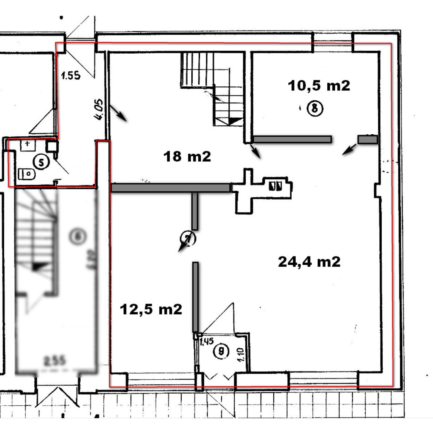 13 Vabaduse puiestee, Kiviõli, 1 Room Rooms,kontor,rent,Vabaduse ärimaja,Vabaduse puiestee,2,1004